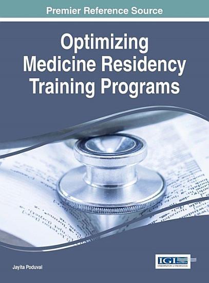 Optimizing Medicine Residency Training Programs PDF