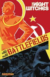 Garth Ennis' Battlefields Vol 1: The Night Witches