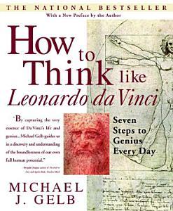 How to Think Like Leonardo da Vinci Book