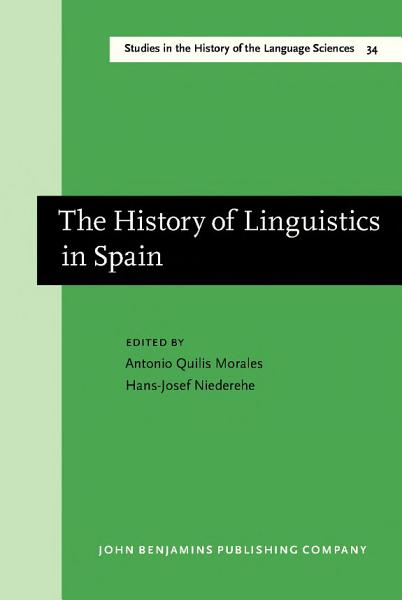 The History of Linguistics in Spain
