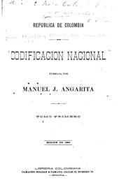 Codificacion nacional