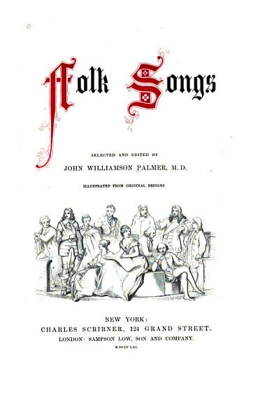 Download Folk Songs Book