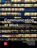 Loose Leaf for Communicating at Work Book