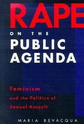 Rape On The Public Agenda PDF