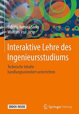 Interaktive Lehre des Ingenieursstudiums PDF