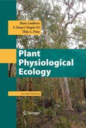 Plant Physiological Ecology: Edition 2