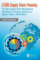LEAN Supply Chain Planning PDF