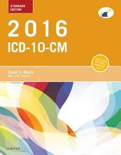 2016 ICD-10-CM Standard Edition - E-Book