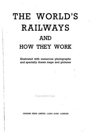The World s Railways and how They Work PDF