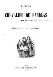 Histoire du Chevalier de Faublas