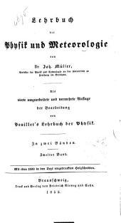 Pouillet's Lehrbuch der Physik und Meteorologie