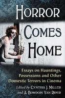 Horror Comes Home PDF