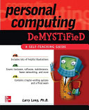 Personal Computing Demystified