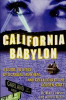 California Babylon PDF