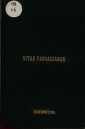 Kitab pangadjaran basa Soenda