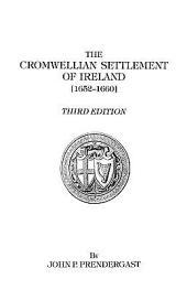 The Cromwellian Settlement of Ireland [1652-1660]