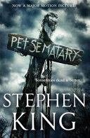 Pet Sematary  Movie Tie In Book