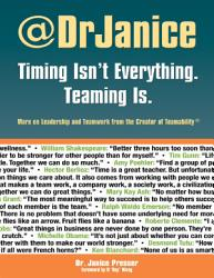 Timing Isn t Everything  Teaming Is    More On Leadership and Teamwork from the Creator of Teamability   PDF