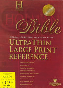 HCSB Large Print Ultra Thin Reference Bible PDF