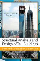 Structural Analysis and Design of Tall Buildings PDF