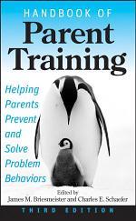 Handbook of Parent Training