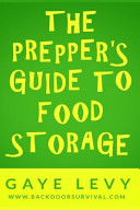 Prepper s Guide to Food Storage Book