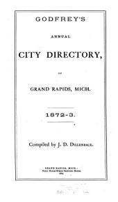 Grand Rapids City Directories