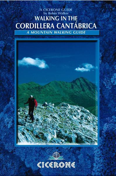 Walking in the Cordillera Cantabrica