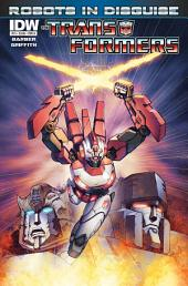 Transformers: Robots in Disguise #15