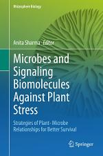 Microbes and Signaling Biomolecules Against Plant Stress