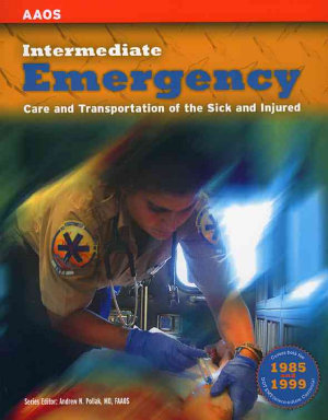Intermediate Emergency Care and Transportation of the Sick and Injured PDF