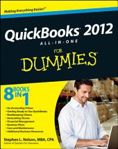 QuickBooks 2012 All-in-One For Dummies: Edition 7