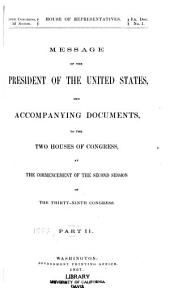 Papers Relating to Foreign Affairs: Volume 2