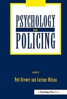 Psychology and Policing PDF