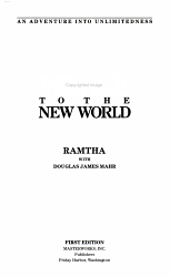 Voyage to the New World PDF