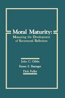 Moral Maturity PDF