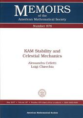 KAM Stability and Celestial Mechanics