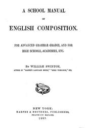 A School Manual of English Composition