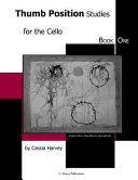 Download Thumb Position Studies for the Cello  Book One Book