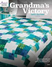 Grandma's Victory Quilt Pattern