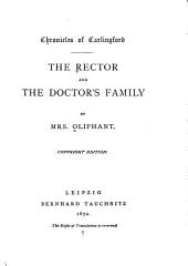 The Rector, and The Doctor's Family