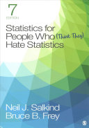 Statistics for People Who Think They Hate Statistics + Statistics for People Who Think They Hate Statistics Interactive EBook, 7th Ed. + SAGE IBM SPSS Statistics V24.0, Student Version