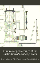 Minutes of Proceedings of the Institution of Civil Engineers: Volume 170