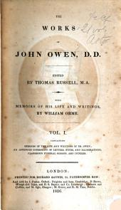 The Works of John Owen: Volume 1