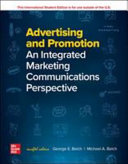 ISE Advertising and Promotion  An Integrated Marketing Communications Perspective