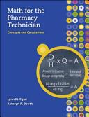 Math for the Pharmacy Technician