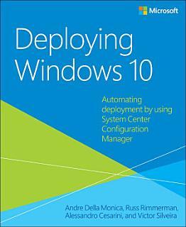 Deploying Windows 10 Book