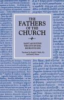 The City of God  Books XVII   XXII  The Fathers of the Church  Volume 24  PDF