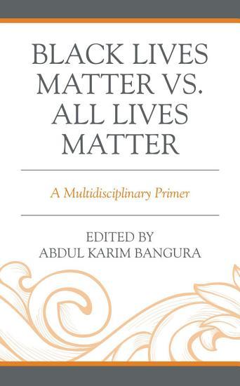 Black Lives Matter Vs  All Lives Matter PDF