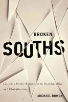 Broken Souths PDF